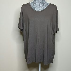Eileen Fisher Soft Jersey Tee - Size XL - NWOT